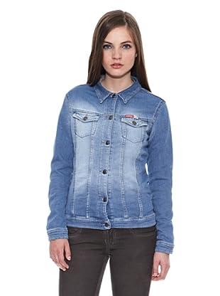 Carrera Jeans Cazadora Giubbino  Play (Azul Lavado)