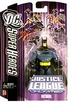 DC Super Heroes: Justice League Unlimited Batman w/Batarang Action Figure