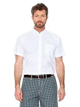 Cortefiel Camisa Panticapea (Blanco)