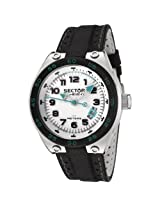 Sector Analog White Dial Men's Watch - R3251177045