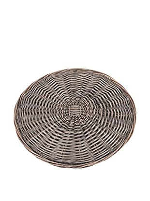 KAF Home Woven Willow Charger
