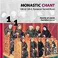 中世ヨーロッパの声楽(2CD) (MONASTIC CHANT) Theatre of Voices Hillier (CD2003)