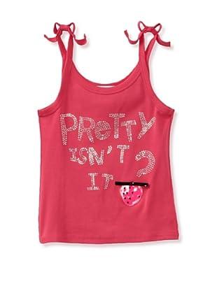 Sonia Rykiel Girl's Studded Tank (Pink)