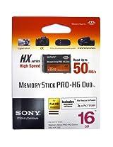 Sony Pro Duo 16 GB Memory Card