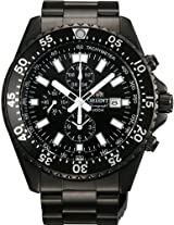 Orient Analogue Black Dial Men's Watch-(STT11001B0)