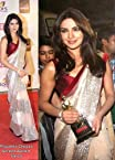 Priyanka Chopra Designer Net Bollywood Style Saree - 1337