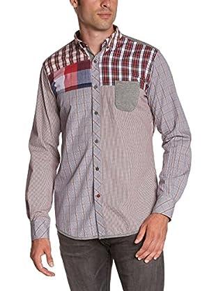 Desigual Camisa Hombre Checkmate