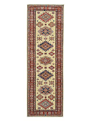 Kalaty One-of-a-Kind Kazak Rug, Ivory, 2' 9