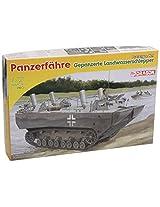 Dragon Models Panzerfähre Gepanzerte Landwasserschlepper Prototype Nr.I Model Building Kit, Scale 1/72