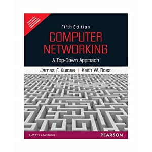 Computer Networking: A Top - Down Approach