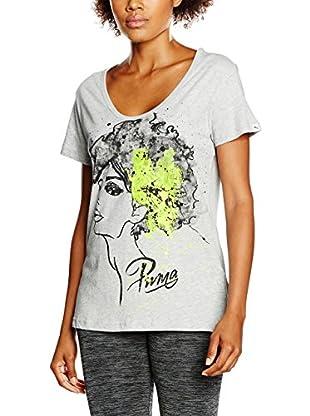 Puma T-Shirt Manica Corta Afro Tee