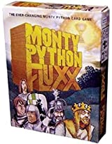 Monty Python Fluxx Card Game Includes Bonus Pop Toob!