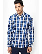 Blue Casual Shirt Wrangler