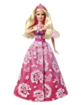 Mattel X3689 Barbie The Princess and The Popstar Transforming Tori Doll