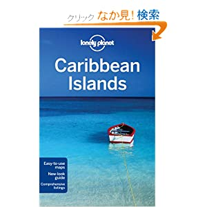Lonely Planet Multi Country Guide Caribbean Islands (Lonely Planet Caribbean Islands)