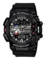 Casio G-Shock Bluetooth Bluetooth Analog-Digital Black Dial Men's Watch - GBA-400-1ADR (G556)