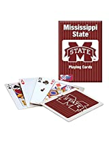 Mississippi State Playing Cards