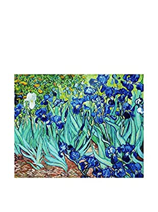 LegendArte  Wandbild Iris von Vincent Van Gogh