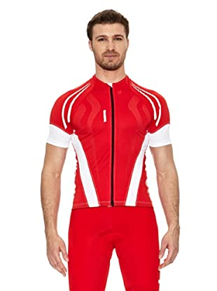 Inverse Maillot Ciclismo Air (Rojo)