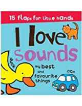 15 Flaps For Little Hands I Love Sounds
