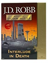 Author Classic Mystery Jigsaw Puzzle - J.D. Robb