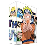 NARUTO THE MOVIES 3in1 SPECIAL DVD-BOX�|�����q�ɂ��