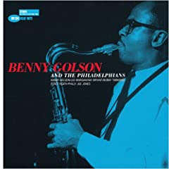 ♪Benny Golson and the Philadelphians [Import] [from US] Benny Golson