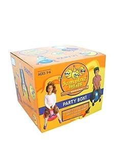Waliki Toys Jumping Balls Party Box (11 Balls & Air Pump)