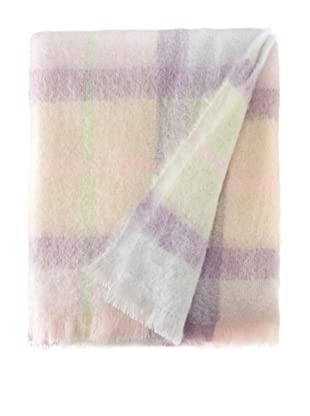 BRUN DE VIAN-TRIAN Mohair Throw, Fraicheur
