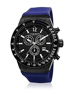Akribos XXIV Reloj con movimiento cuarzo suizo Man AK680BU 46 mm