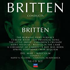 Britten Conducts Britten 3