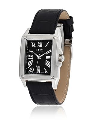 Neo Uhr mit Japanischem Uhrwerk 15744016 schwarz 35 mm