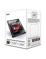 AMD AMD A8 7600 FM2+ 4MB Box R7 Series Graphics 3.8 4 Socket FM2+ AD7600YBJABOX