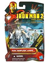 Iron Man 2 Comic Series 4 Action Figure Ivan Whiplash VankoArmored Final Battle