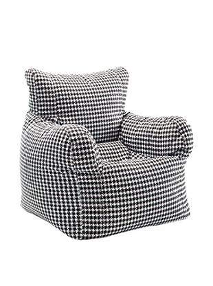 Sitting Bull Sessel Checker Xl schwarz/weiß