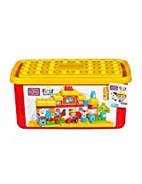 Fisher Price First Builders Farm, Multi Color