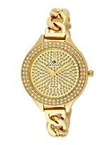 Daniel Klein Analog Silver Dial Women's Watch - DK10572-6