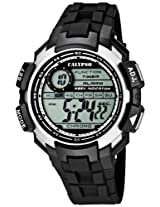 Calypso Digital Multi-color Dial Men Watch - K5595/1