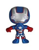 Iron Patriot: ~7.5 Funko 'Iron Man 3' Plushies Figure