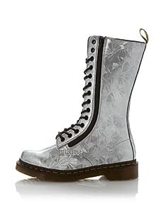 Dr. Marten's Women's 9733 Boot (Silver Jewel)