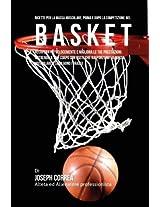 Ricette Per La Massa Muscolare, Prima E Dopo La Competizione Nel Basket
