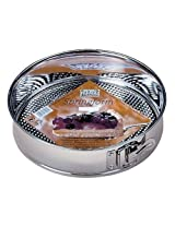 Kaiser Bakeware Basic Tinplate 8-by-2-Inch Round Springform Pan 610023