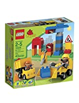 LEGO DUPLO My First Construction Site 10518