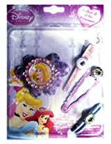 Disney Aurora Princess On Purple Bow Hair Accessories