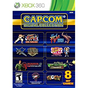 Capcom Digital Collection(輸入版)