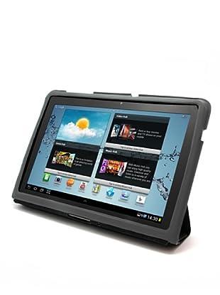Unotec Custodia Smart per Galaxy Tab 10.1 Grigio