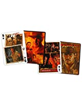 Indiana Jones Saga & Crystal Skull Poker Size Playing Cards, 2-Decks