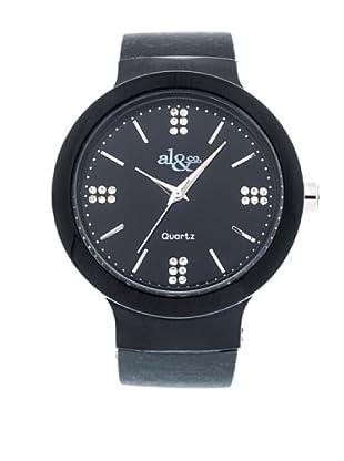 al&co Reloj L178B Negro