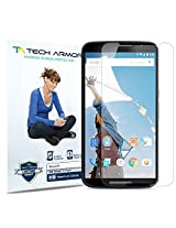 Tech Armor High Defintion Clear Screen Protectors For Google Nexus X