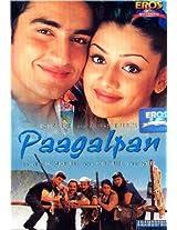 Paagalpan (2001) (Hindi Film / Bollywood Movie / Indian Cinema DVD)